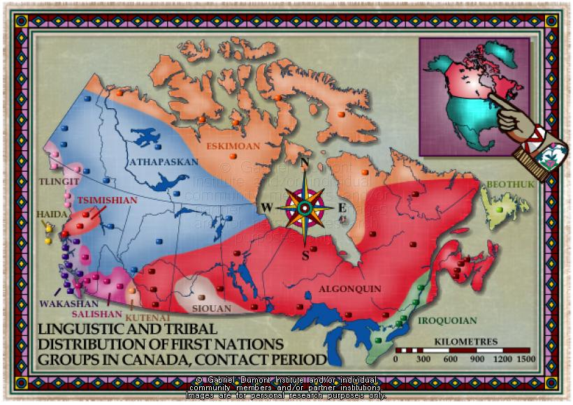 The Virtual Museum of Métis History and Culture